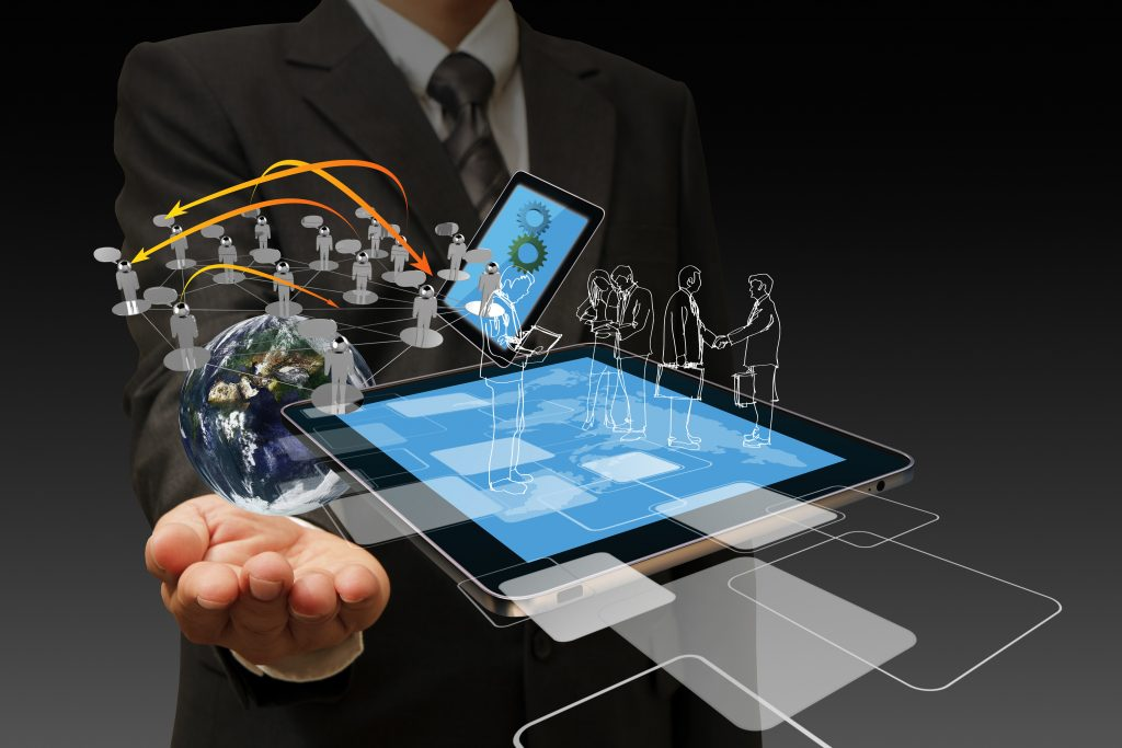 Technology in the hand multi platform support