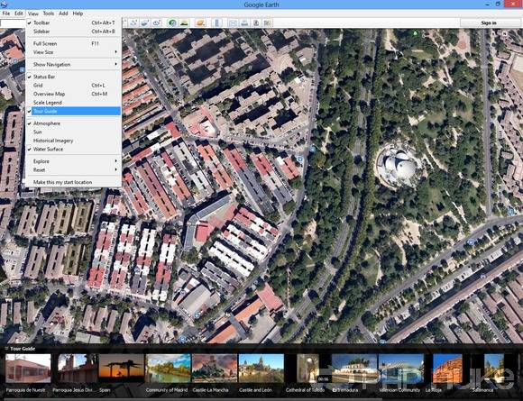 google-earth-search-street